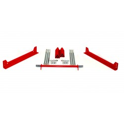 Vacuum Reel Capacity Kit: SDVR100/150 Red