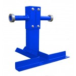 Mount: Horizontal Dual Floor: for NPSR Supply Reels: Blue