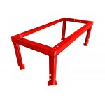 Mount- Vacuum Reel Stand for SVR300 Series Reels: Red
