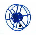 "Supply Reel- Narrow Profile: 300 ft of 1/4"" /  200 ft. of 3/8"": Blue"